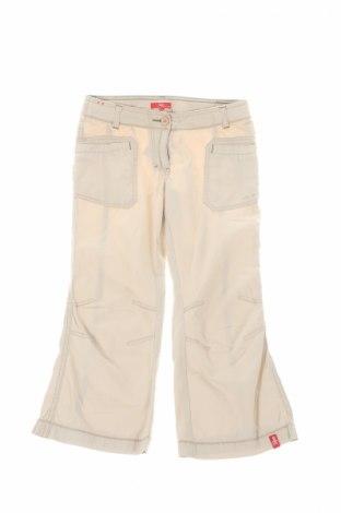 Детски панталон Edc By Esprit, Размер 12-13y/ 158-164 см, Цвят Бежов, Памук, Цена 5,50лв.