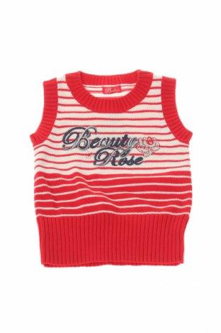 Детски пуловер Pacino, Размер 2-3y/ 98-104 см, Цвят Червен, Памук, Цена 6,25лв.