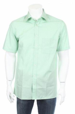 Pánska košeľa  Christian Berg, Veľkosť M, Farba Zelená, Cena  11,36€