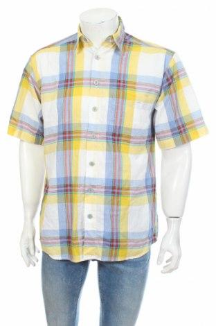 Ανδρικό πουκάμισο Club D'amingo, Μέγεθος S, Χρώμα Πολύχρωμο, Τιμή 3,90€