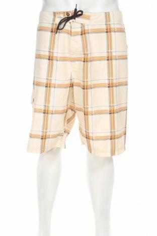 Мъжки къс панталон Cubus, Размер L, Цвят Многоцветен, 100% полиестер, Цена 4,50лв.