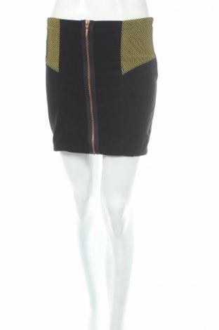 Φούστα Bershka, Μέγεθος S, Χρώμα Μαύρο, Τιμή 3,57€