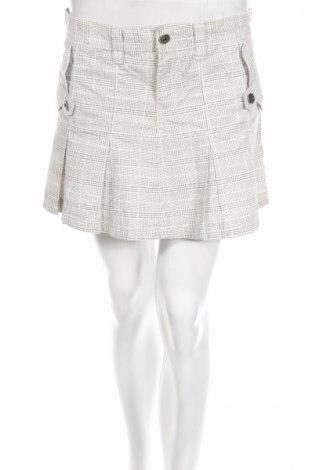 Φούστα Fen, Μέγεθος M, Χρώμα  Μπέζ, Βαμβάκι, Τιμή 3,90€