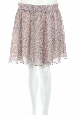 Пола Gina Tricot, Размер M, Цвят Многоцветен, 100% полиестер, Цена 5,52лв.