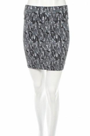 Φούστα Girl Xpress, Μέγεθος S, Χρώμα Γκρί, Βαμβάκι, ελαστάνη, Τιμή 4,11€