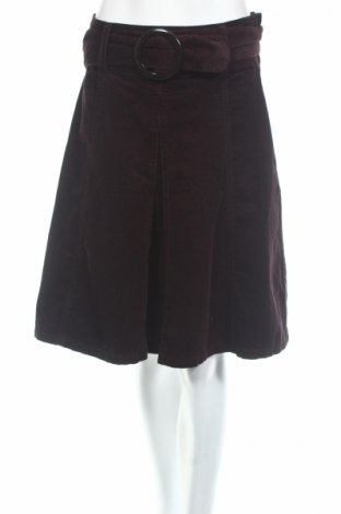 Пола H&M, Размер S, Цвят Кафяв, 100% памук, Цена 6,24лв.
