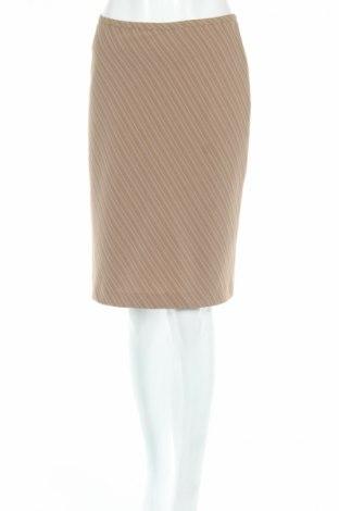 Пола Hennes, Размер XS, Цвят Кафяв, 85% полиестер, 15% вискоза, Цена 6,40лв.