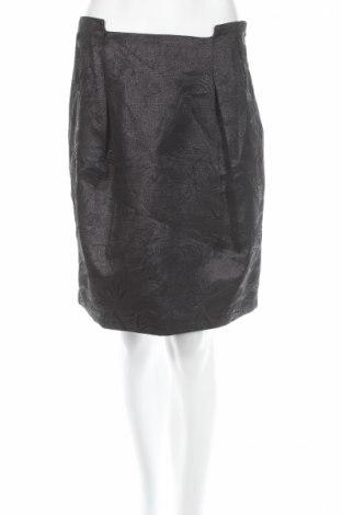 Φούστα Only, Μέγεθος M, Χρώμα Μαύρο, 87% πολυεστέρας, 13% μεταλλικά νήματα, Τιμή 11,39€