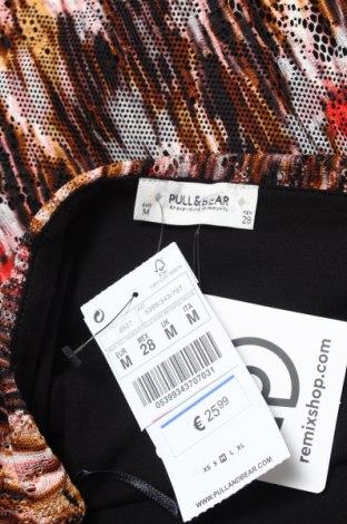 Пола Pull&Bear, Размер S, Цвят Многоцветен, Полиестер, Цена 7,93лв.