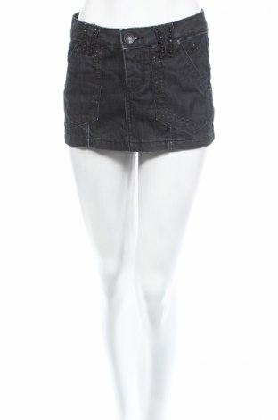 Пола Silvian Heach, Размер XS, Цвят Сив, 100% памук, Цена 6,44лв.