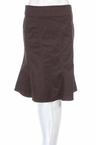 Пола Style, Размер S, Цвят Кафяв, Цена 4,59лв.