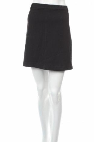 Пола Vero Moda, Размер XL, Цвят Черен, 63% полиестер, 33% вискоза, 4% еластан, Цена 14,35лв.