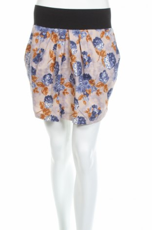 Пола Vero Moda, Размер S, Цвят Многоцветен, 96% памук, 4% еластан, Цена 5,52лв.