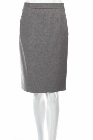 Пола Woman's Fashion, Размер S, Цвят Сив, Полиестер, Цена 6,88лв.