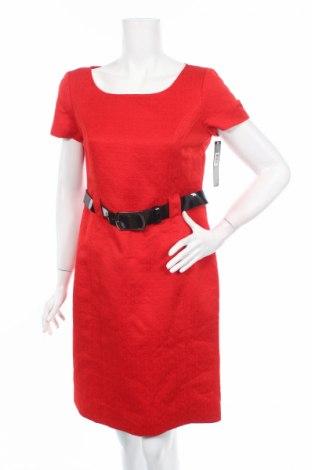 Rochie Tahari By Arthur S. Levine, Mărime M, Culoare Roșu, Poliester, Preț 97,07 Lei