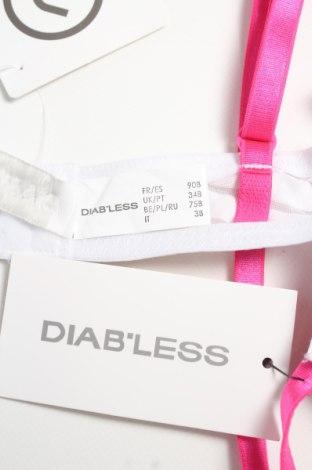 Сутиен Diab'less, Размер L, Цвят Розов, 92% полиестер, 8% еластан, Цена 27,95лв.