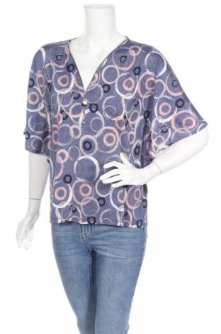 Дамска блуза Armand Thiery, Размер L, Цвят Син, Цена 13,00лв.