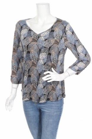 Дамска блуза Armand Thiery, Размер L, Цвят Многоцветен, 95% полиестер, 5% еластан, Цена 6,50лв.