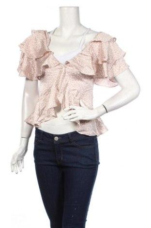 Дамска блуза Atmos & Here, Размер S, Цвят Бял, Полиестер, Цена 7,35лв.