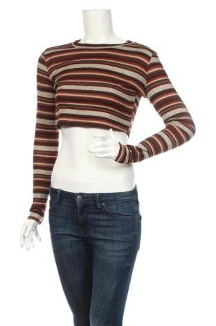Дамска блуза Atmos & Here, Размер S, Цвят Многоцветен, 95% полиестер, 5% еластан, Цена 4,73лв.