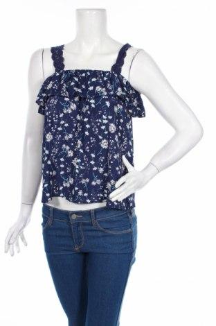 Дамска блуза Atmosphere, Размер S, Цвят Син, Полиестер, Цена 4,05лв.
