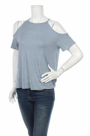 Дамска блуза Avocado, Размер M, Цвят Син, Памук, Цена 4,46лв.