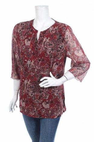 Дамска блуза Beme, Размер S, Цвят Многоцветен, Полиамид, Цена 3,57лв.