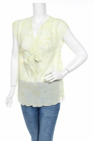 Дамска блуза Pea in a pod, Размер M, Цвят Зелен, Полиестер, Цена 4,37лв.