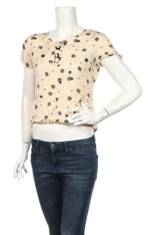 Bluză de femei River Island, Mărime S, Culoare Ecru, 100% viscoză, Preț 27,85 Lei