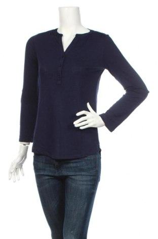 Γυναικεία μπλούζα Target, Μέγεθος XS, Χρώμα Μπλέ, Πολυεστέρας, βισκόζη, ελαστάνη, Τιμή 2,44€
