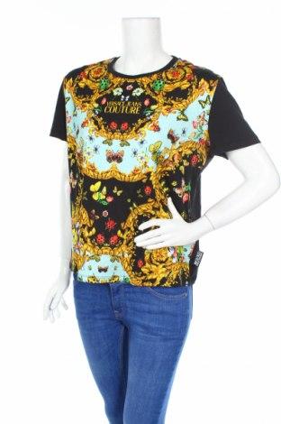 Dámska blúza Versace Jeans, Veľkosť L, Farba Čierna, 100% bavlna, Cena  60,98€