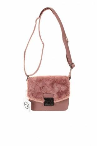 Γυναικεία τσάντα Primark, Χρώμα Ρόζ , Δερματίνη, κλωστοϋφαντουργικά προϊόντα, Τιμή 5,28€