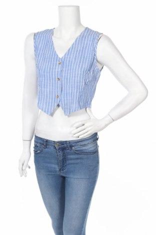 Дамска риза, Размер M, Цвят Син, Цена 3,94лв.