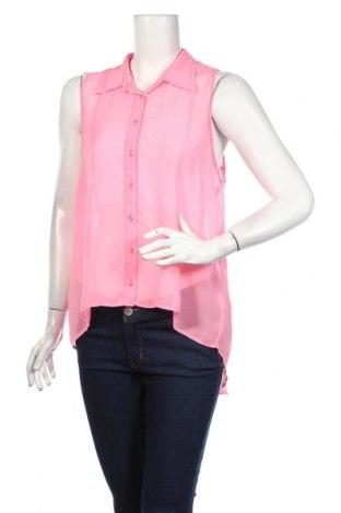 Дамска риза Factorie, Размер L, Цвят Розов, Полиестер, Цена 4,46лв.
