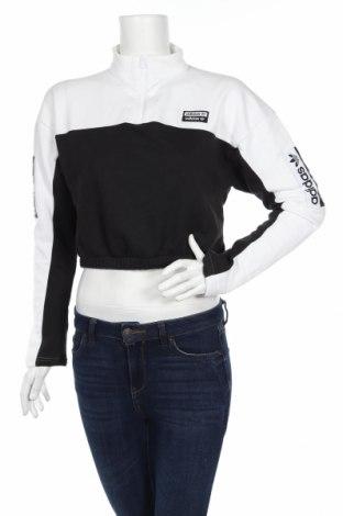 Дамска спортна блуза Adidas Originals, Размер M, Цвят Бял, 70% памук, 30% полиестер, Цена 60,52лв.