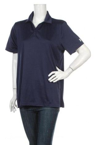 Dámské tričko Under Armour, Rozměr L, Barva Modrá, Cena  153,00Kč