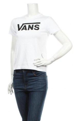 Dámské tričko Vans, Rozměr XS, Barva Bílá, Bavlna, Cena  624,00Kč