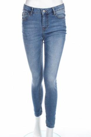 Dámské džíny  Jdy, Rozměr M, Barva Modrá, 96% bavlna, 4% elastan, Cena  501,00Kč