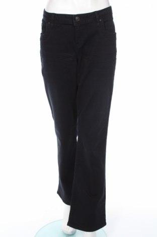Дамски дънки Ltb, Размер XL, Цвят Син, 75% памук, 22% полиестер, 3% еластан, Цена 56,07лв.