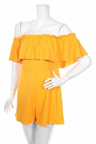 Дамски гащеризон New Look, Размер M, Цвят Оранжев, 95% полиестер, 5% еластан, Цена 39,42лв.