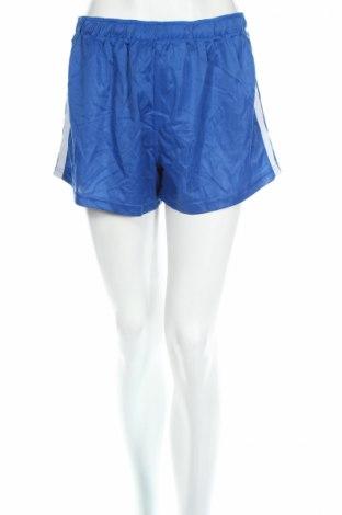 Дамски къс панталон, Размер L, Цвят Син, Полиестер, Цена 6,83лв.