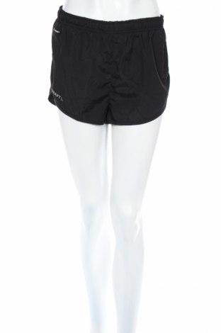 Pantaloni scurți de femei Craft, Mărime M, Culoare Negru, Preț 19,90 Lei