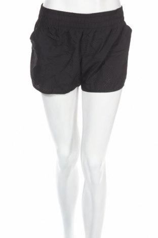 Дамски къс панталон Diadora, Размер XL, Цвят Черен, Полиестер, Цена 4,73лв.
