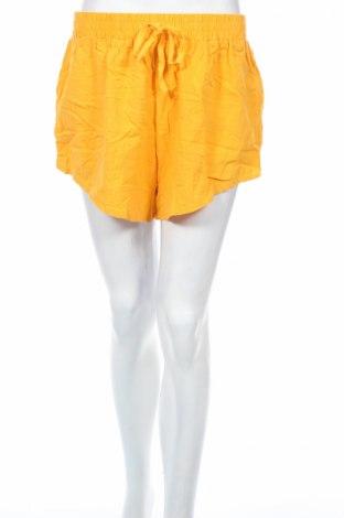 Γυναικείο κοντό παντελόνι Wave Zone, Μέγεθος M, Χρώμα Κίτρινο, Βαμβάκι, Τιμή 3,18€