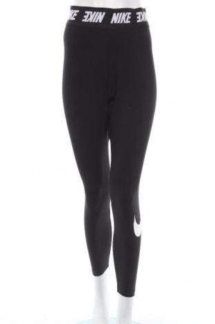 Γυναικείο κολάν Nike, Μέγεθος XL, Χρώμα Μαύρο, 92% βαμβάκι, 8% ελαστάνη, Τιμή 38,21€