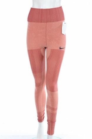 Colant de femei Nike, Mărime XS, Culoare Portocaliu, 57% poliamidă, 32% poliester, 11% elastan, Preț 212,95 Lei