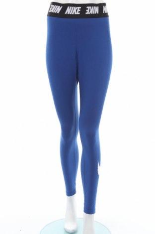 Colant de femei Nike, Mărime L, Culoare Albastru, 92% bumbac, 8% elastan, Preț 149,16 Lei