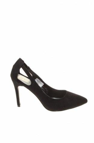 Dámske topánky  Bodyflirt, Veľkosť 38, Farba Čierna, Textil, Cena  17,64€
