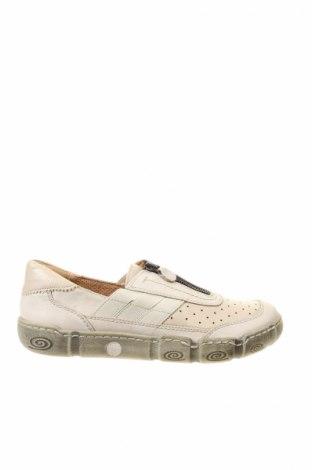 Γυναικεία παπούτσια Bpc Bonprix Collection, Μέγεθος 38, Χρώμα Σάπιο μήλο, Γνήσιο δέρμα, Τιμή 38,21€