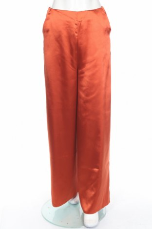 Дамски панталон ASOS, Размер M, Цвят Оранжев, 100% полиестер, Цена 18,40лв.